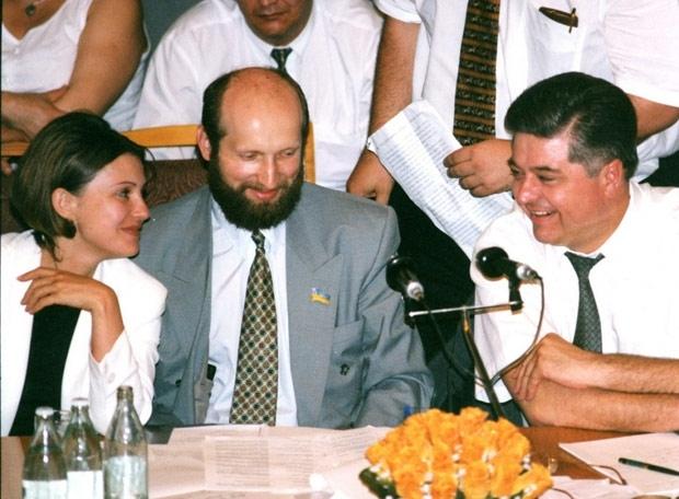 Юлия Тимошенко, Александр Турчинов, Павел Лазаренко