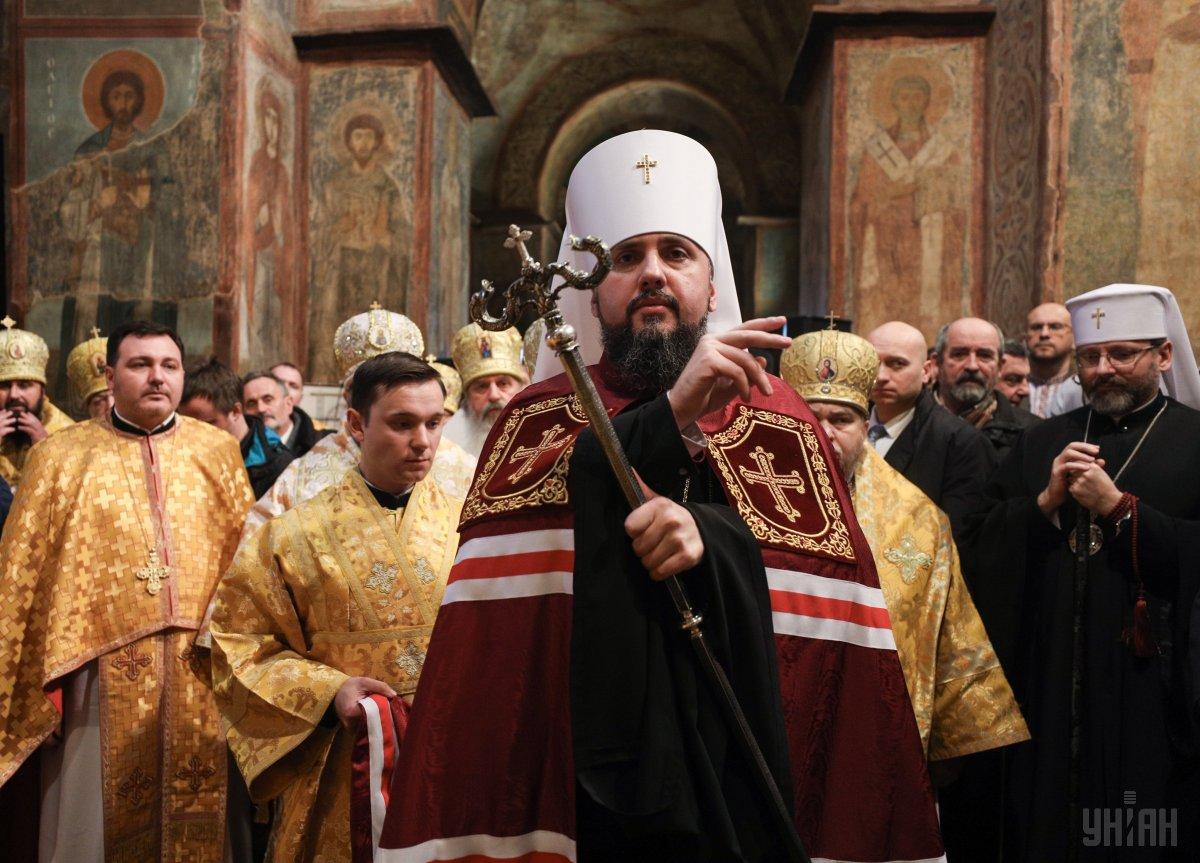 Православная церковь Украины разделилась— Филарет