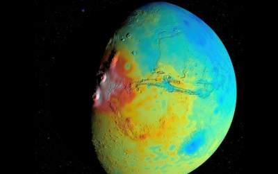 Ученые: Марсианская кора оказалась необыкновенно пористой