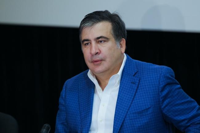 Саакашвили сказал, каким криминальным кланам покровительствует Порошенко