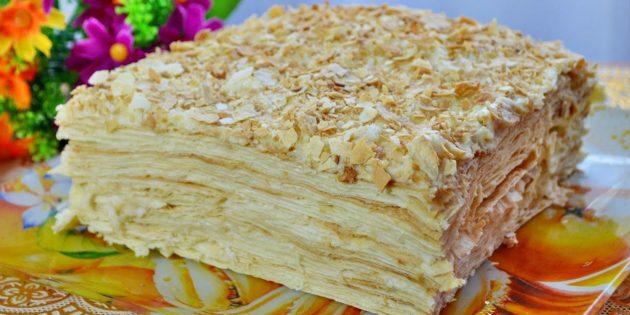 Рецепты простого торта без выпекания — pic 4