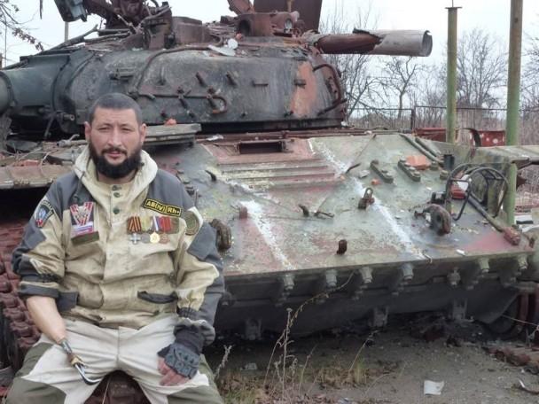 НаДонбассе ликвидирован русский актер-боевик с тесаком вместо руки