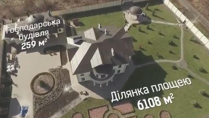 Загородные владения судьи-миллионера Торчинюка