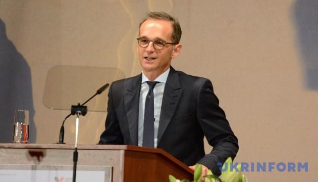 Руководитель  МИД Германии объявил  о основной  роли РФ  вИдлибе