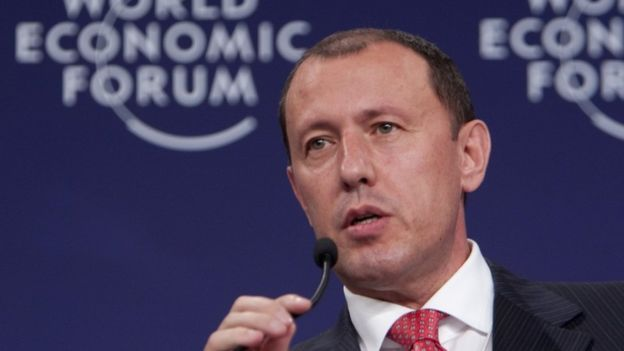 Джахангир Хаджиев с 2001 по 2015 год возглавлял Международный банк Азербайджана