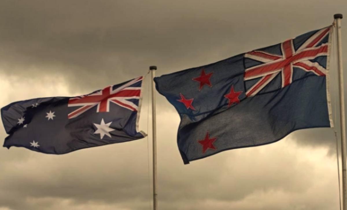 Нова Зеландія звинуватила Австралію в плагіаті свого прапора   FaceNews.ua: новини України