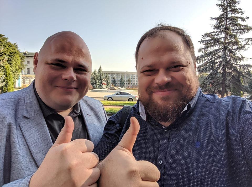 Николай и Руслан Стефанчуки