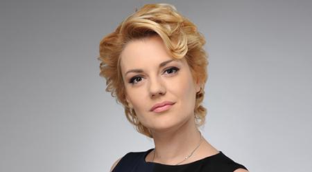 Наталья Василюк, сестра украинского миллиардера Олега Бахматюка