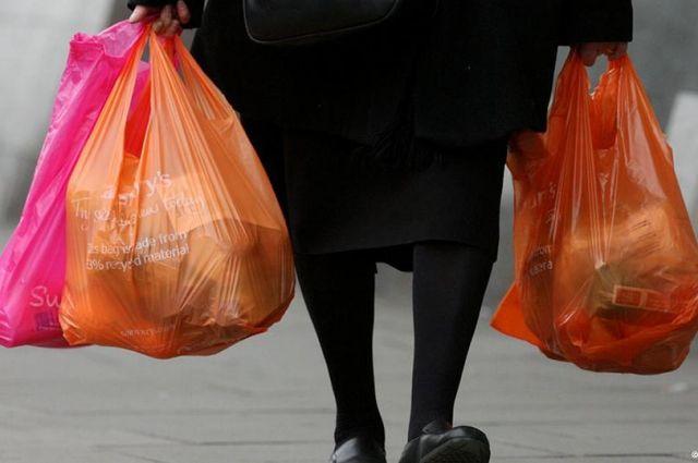 ВГрузии ввели запрет напроизводство ииспользование полиэтиленовых пакетов