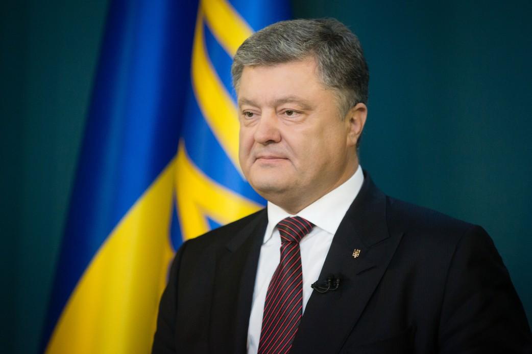 Петр Порошенко. Источник фото – сайт президента