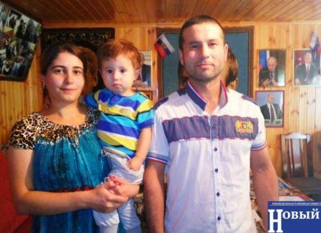 Проживающая воВладимирской области семья переименует сына в В.Путина