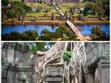 Храмовый комплекс Ангкор-Ват (Камбоджа)