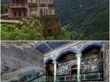Отель Дель-Сальто возле водопада Текендама (Колумбия)