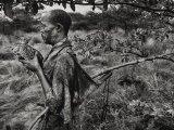 Бушмены, Ботсвана (2008).