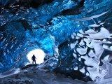 Ледяная пещера ледника Ватнаекюдль