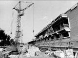 Строительство метро Лесная, конец 1970-х (фото: my-kiev.com)