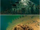 Подводный Город Шичен (провинция Чжэцзян, Китай)