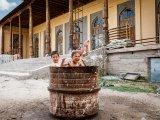 Таджикистан, фотография Дамона Линча