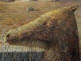 Плентанизм в картинах украинского художника / Фото: pinterest.com