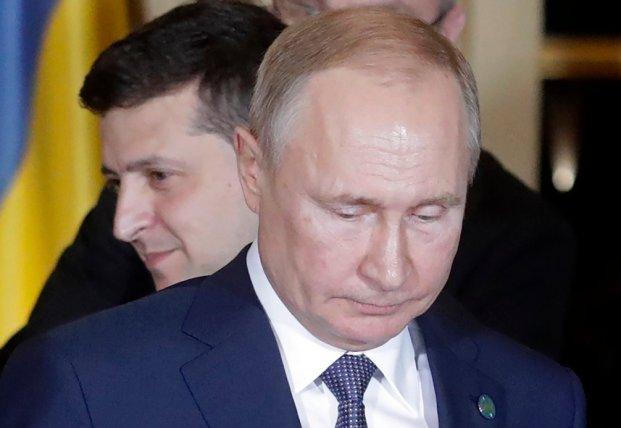 Путин вручил Украине приглашение на казнь