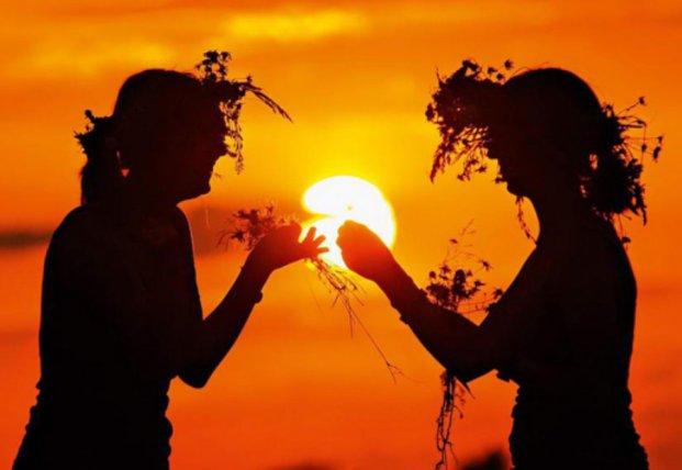 День летнего солнцестояния.
