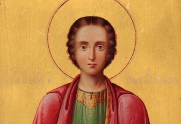 Праздник Святого Великомученика и Целителя Пантелеимона