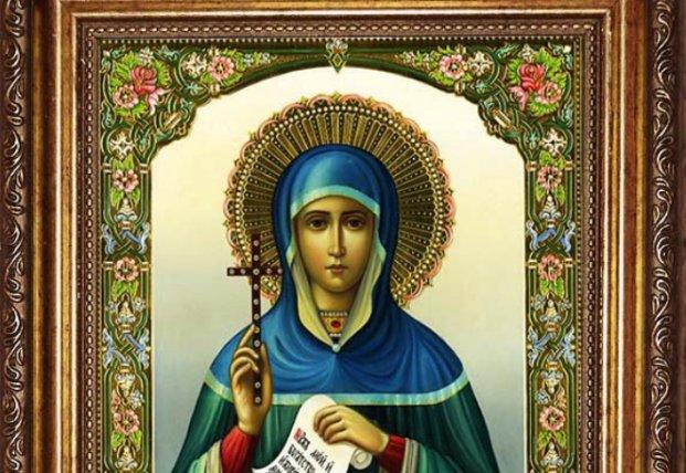 День памяти Святой Мученицы Анастасии Римской