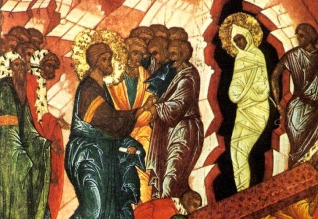 Лазарева суббота (Воскрешение Лазаря)