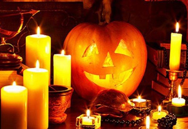 Хэллоуин (Halloween - канун Дня Всех Святых)