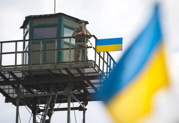 День пограничника Украины