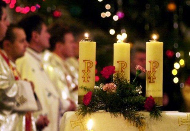 Рождественский Сочельник у западных христиан