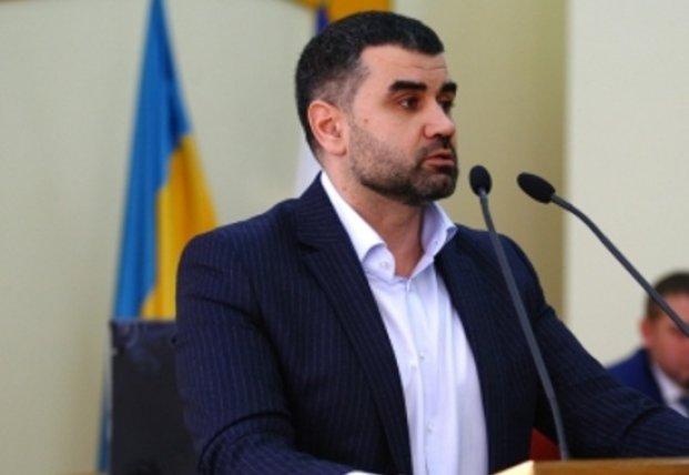 'Я хозяин народа!' В Кременчуге депутат пригрозил 'поставить раком' ра