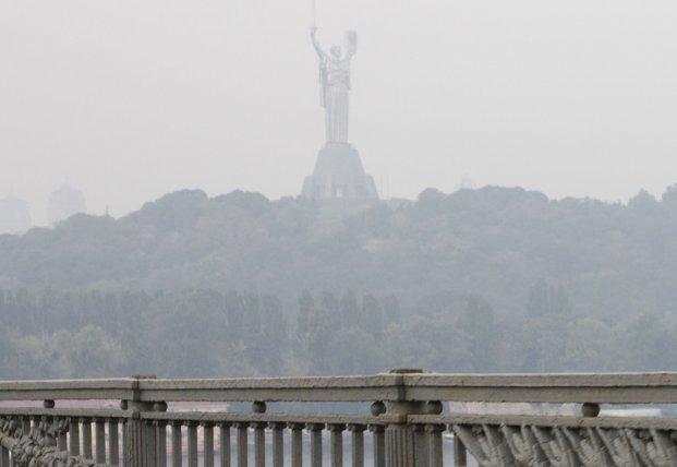 Качество воздуха в Киеве: в каких микрорайонах есть риск для здоровья