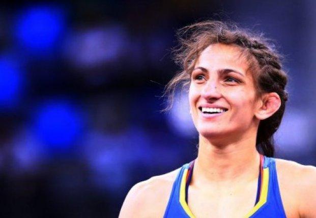 Украинка Юлия Ткач стала трехкратной чемпионкой Европы по борьбе