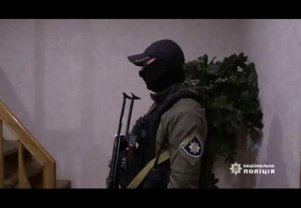 Полиция накрыла бордель в Киеве, замаскированный под массажный салон (