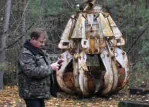 В Чернобыле предмет с убийственной радиацией лежит в свободном доступе (фото)