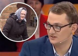 Брагар так и не приехал к пенсионерке с собакой: в селе на вече сделали заявление (видео)