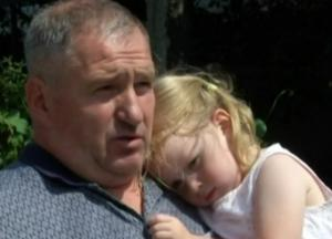 «Спасите моих детей!»: бизнесмен, семье которого угрожают, идет под Офис Зеленского