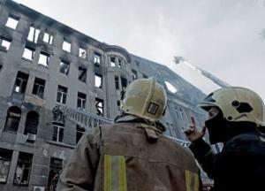 Подруга упала прямо на бетон: появился жуткий рассказ студентки о пожаре в Одессе