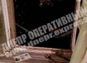 В Днепре 24-летний парень выпрыгнул из окна общежития