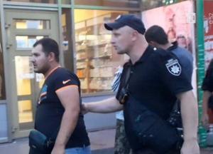 Ромы избили полицейских прямо в участке Киева