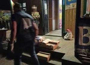 На Донбассе военный чиновник воровал продукты из госпиталя (фото)