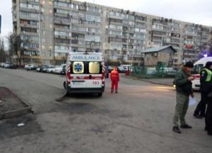 В Киеве массовая драка на стройке закончилась стрельбой (видео)