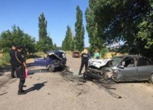В Николаевской области в ДТП погиб 10-летний мальчик, которого отец посадил за руль автомобиля (фото)