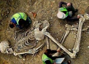 В Башкирии археологи нашли могилу шестиметрового великана
