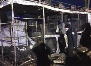 Рождественская трагедия в Одессе: в вагончике заживо сгорели строители