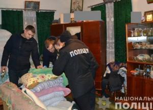 Житель Ровенской области убил и расчленил слепую жену (фото, видео)