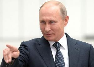 Путин жестом остановил Зеленского (видео)