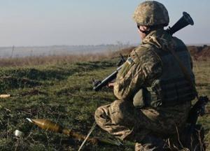 Бойцы ВСУ разгромили позицию боевиков РФ: видео мощного удара