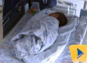 В Ровно 12-летняя мама со свалки отказалась от ребенка (видео)
